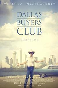 Dallas Buyers Club / Requiem For A Dream Movie Poster