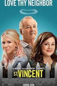 St. Vincent Movie Poster