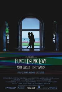 Punch-Drunk Love / Jack Goes Boating Movie Poster