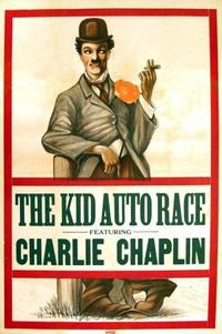 Chaplin's Little Tramp Movie Poster