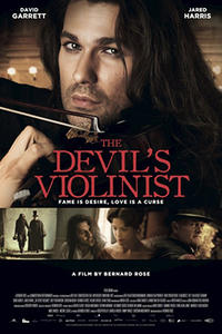 The Devil's Violinist Movie Poster