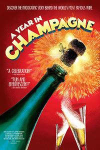 A Year in Champagne Movie Poster
