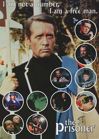 Art Guild: The Prisoner Movie Poster