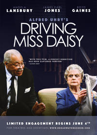 Driving Miss Daisy: Broadway Movie Poster