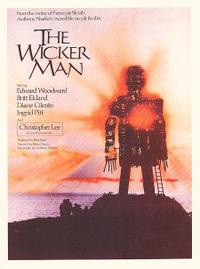 Wicker Man/Eye of the Devil Movie Poster