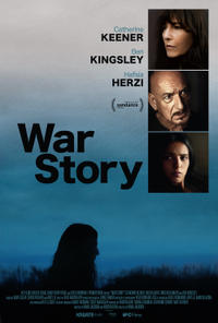 War Story Movie Poster