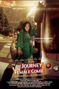 Journey of a Female Comic Movie Poster