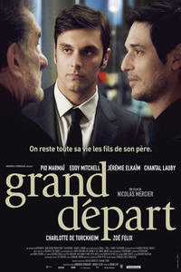 GRAND DÉPART Movie Poster