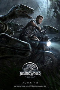 Jurassic World (2015) Movie Poster