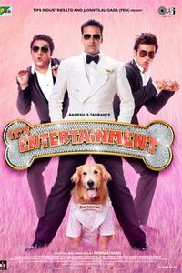 It's Entertainment Movie Poster