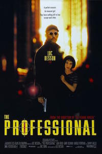 The Professional/La Femme Nikita Movie Poster