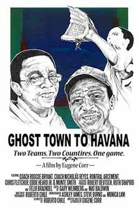 Ghost Town to Havana Movie Poster
