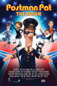 Postman Pat: The Movie Movie Poster