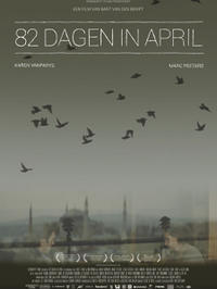 82 Days in April Movie Poster
