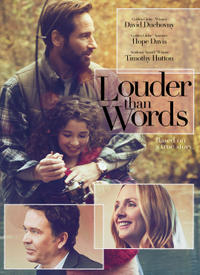 Louder Than Words Movie Poster