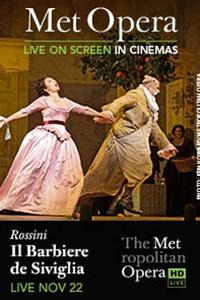 The Metropolitan Opera: Il Barbiere di Siviglia Movie Poster