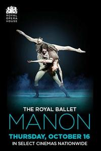Royal Ballet: Manon Movie Poster