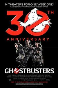 Ghostbusters 30th Anniversary Movie Poster