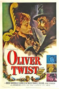 OLIVER TWIST/GREAT EXPECTATIONS Movie Poster