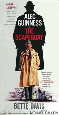 THE SCAPEGOAT/ FATHER BROWN Movie Poster