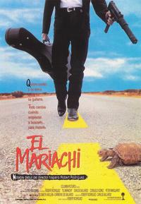 EL MARIACHI/ONCE UPON A TIME IN MEXICO Movie Poster