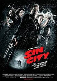 SIN CITY/FROM DUSK 'TIL DAWN Movie Poster