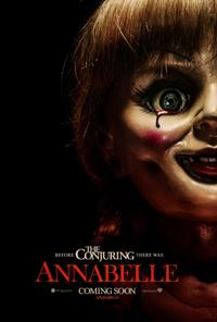 Annabelle (2014) Movie Poster