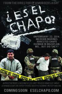 Es El Chapo Movie Poster