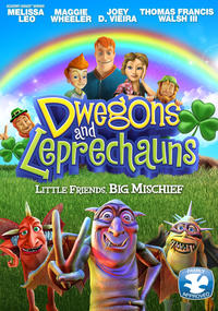 Dwegons and Leprechauns Movie Poster
