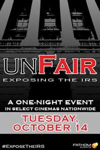 UnFair: IRS Movie Poster