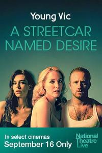 NT Live: A Streetcar Named Desire (Young Vic) Movie Poster