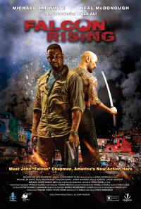 Falcon Rising Movie Poster