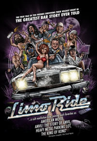 Limo Ride Movie Poster