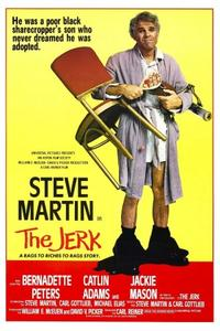 THE JERK/THE MAN WITH TWO BRAINS Movie Poster