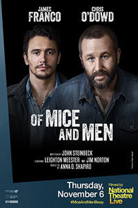 Of Mice and Men (NT Live) Movie Poster