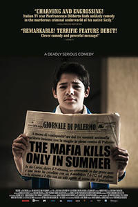 The Mafia Only Kills in Summer Movie Poster