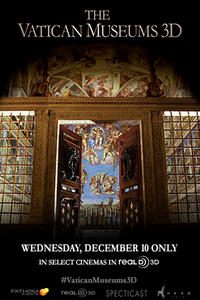 The Vatican Museums 3D Movie Poster