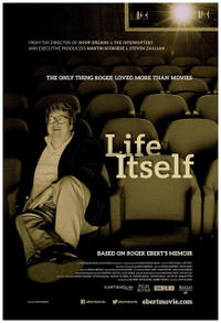 LIFE ITSELF/STEVIE Movie Poster