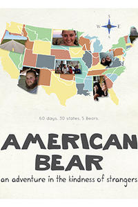American Bear: An Adventure in the Kindness of Strangers Movie Poster