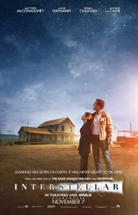 INTERSTELLAR: PRESENTED IN FILM Movie Poster
