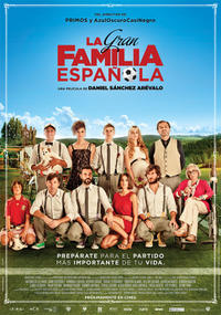 FAMILY UNITED/ISMAEL Movie Poster