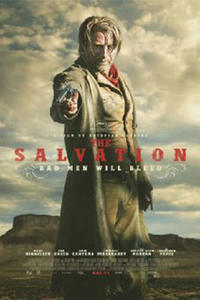 The Salvation Movie Poster