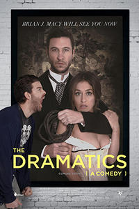 The Dramatics: A Comedy Movie Poster