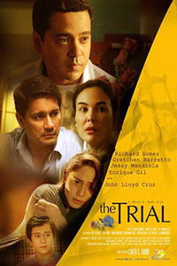 The Trial Movie Poster