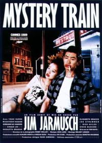 MYSTERY TRAIN/DEAD MAN Movie Poster