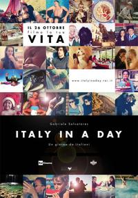 ITALY IN A DAY/QUIET BLISS Movie Poster