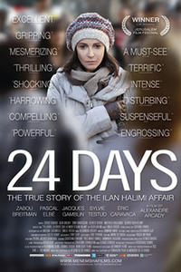 24 Days Movie Poster