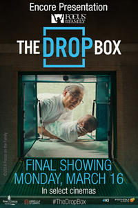 The Drop Box Presented by Focus on the Family Movie Poster