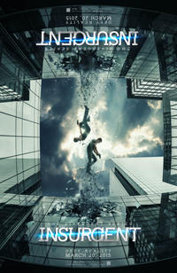 The Divergent Series: Insurgent 3D Movie Poster