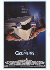 GREMLINS/GREMLINS 2: THE NEW BATCH/DEMON KNIGHT Movie Poster